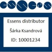 Essens distributor ID: 10001234